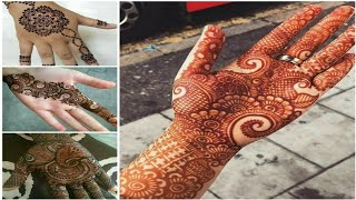 Easy Mehndi designs || Mehndi Designs On Hands|| Indian Wedding New Mehndi Design|| mehndi designs