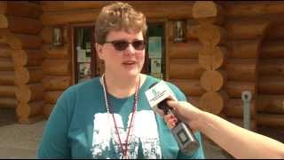 Moondance Jam Impacts Walker Economy - Lakeland News at Ten - July 17, 2014