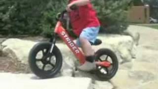 Strider Running Bike  -  Get You Child Started Biking