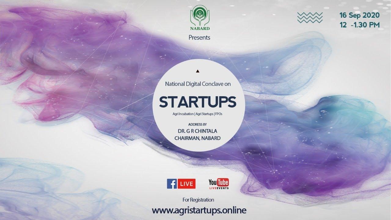 National Digital Conclave on Startups