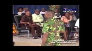 Pastor Azemhe Azena (I AM ABOVE THE LAW PT 2)