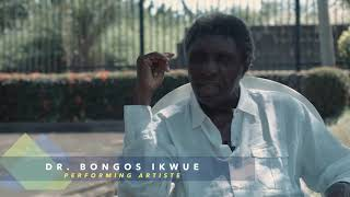 Bongos Ikwue On Tales of Our Legends