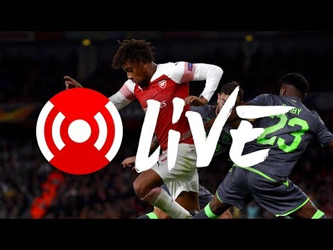 Arsenal 0 - 0 Sporting CP | Arsenal Nation Live: The Verdict