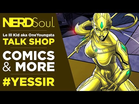 Comic Republic's Galactic Core Issue #1 Comic Book Review | NERDSoul