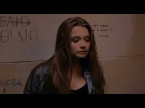 Отрывок из фильма 14+ Самый пронзительный момент филма 14+. Сцена первого поцелуя.