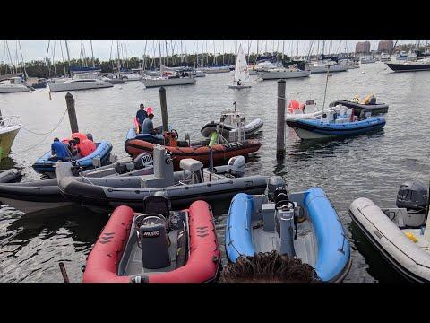 Ribs Galore at the Miami Sailing Event
