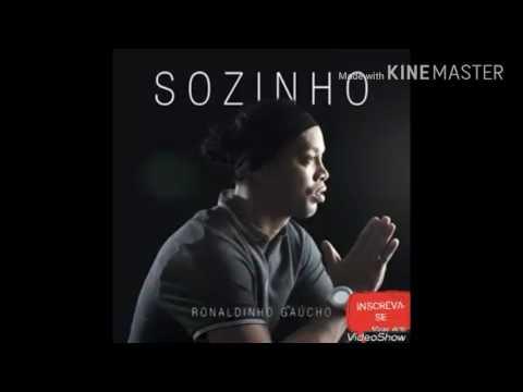 Ronaldinho Gaúcho lança nova música: 'Sozinho'. 22/03/2017 (HD)...