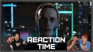 Detroit: Become Human - E3 2016 Trailer - Reaction Time!
