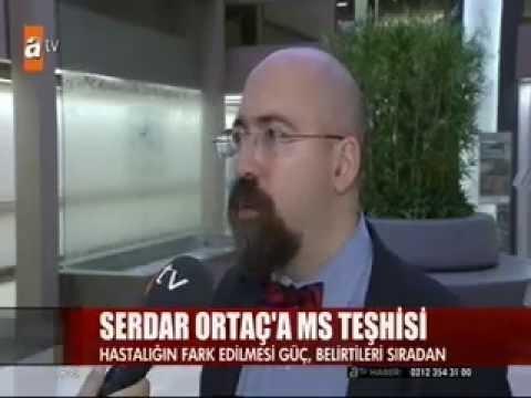 Şarkıcı Serdar Ortaç'ın Yakalandığı ölümcül Hastalık MS'in Bilinmeyenlerini Uzmanı Açıkladı.