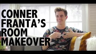 Connor Franta: Room Makeover Thumbnail