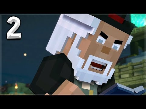 Minecraft Story Mode Season 2 Episode 4 Fred The Admin Trivia