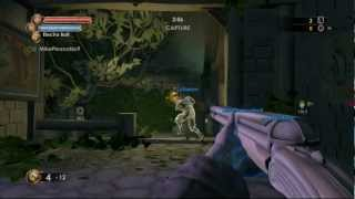 BioShock 2 Multiplayer -  Capture the Sister at Arcadia - 27.12.11
