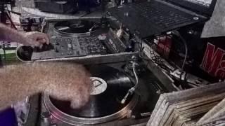 Bad Ass Old school vinyl breakbeats mix #1