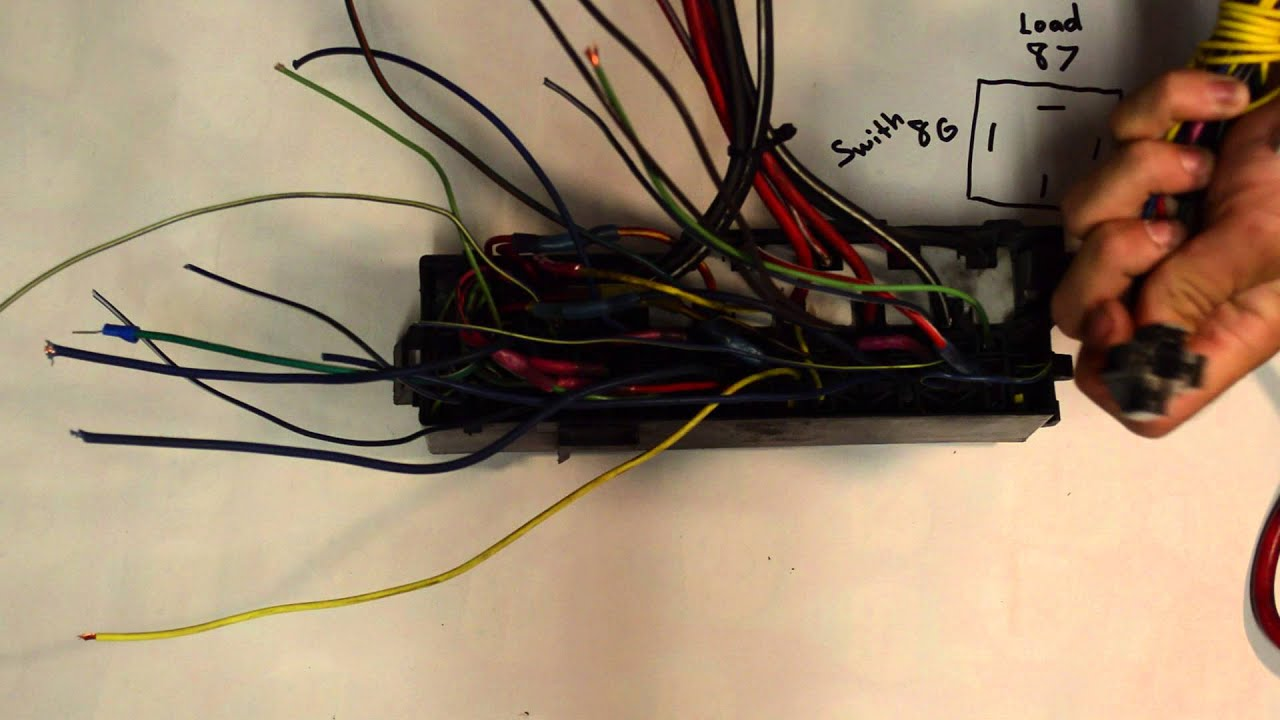 medium resolution of diy fuse relay box