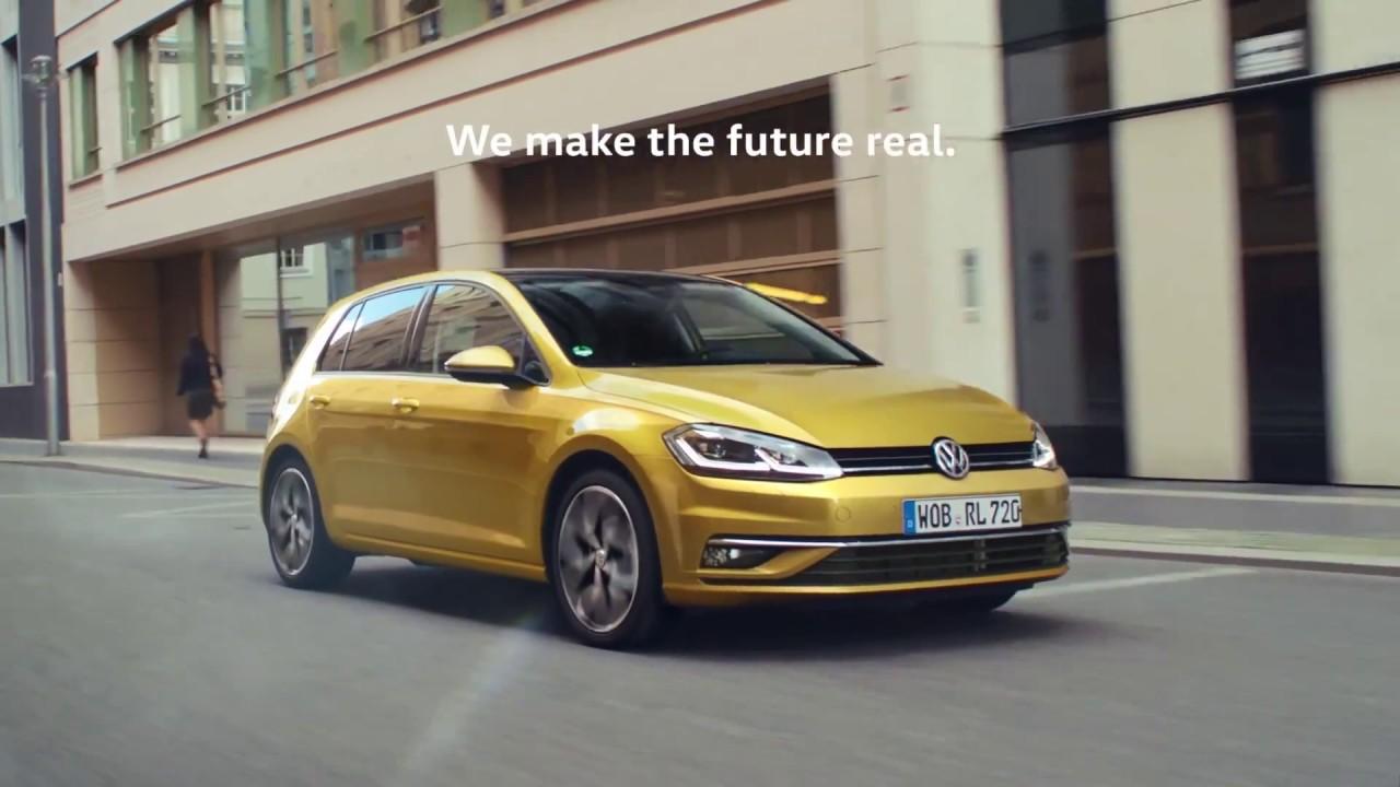 New Volkswagen Golf Commercial