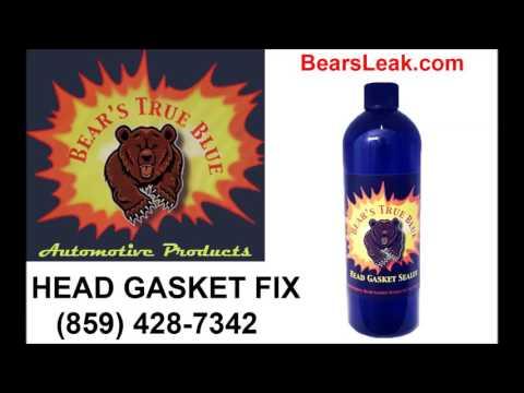# the best head gasket sealer for blown head gaskets