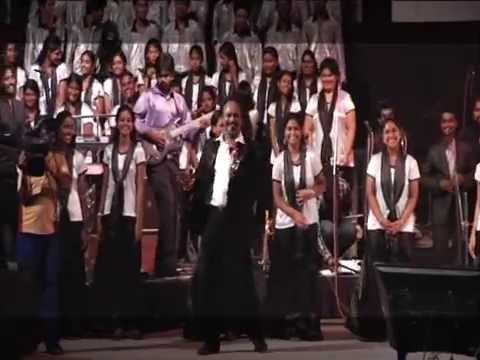 TAMIL CHRISTIAN SONG / REVIVE'12 / Unakkul enakkul - Eva. Albert Solomon