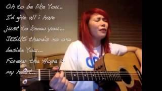 Yeng Constantino - Scandal of Grace (Acoustic Version)