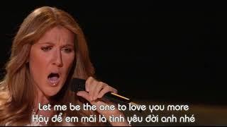 Download Lagu Vietsub + Lyrics To Love You More Live In Las Vegas 2007   Celine Dion Mp3