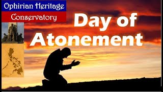 COMMANDS: Day of Atonement- The Most Important yet neglected!