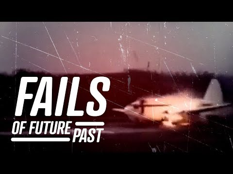 The explosive way we once tested planes | Fails of Future Past