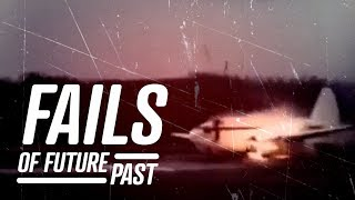 The explosive way we once tested planes | Fails of Future Past thumbnail