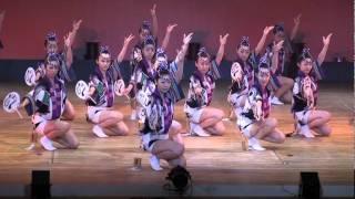 娯茶平@徳島市立文化センター ~2011.8.12  選抜阿波踊り大会1日目~
