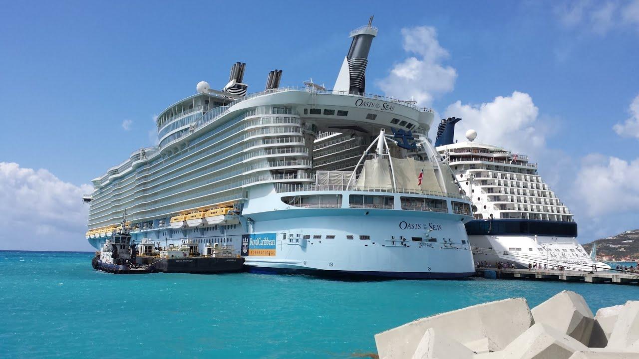 Oasis of the Seas Cruise - YouTube