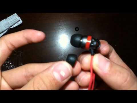 unboxing-+-sound-test:-skullcandy-ink'd-earbuds-(red/black)