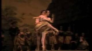 'Giselle' ABT 1977 Part 3 (Peasant Pas de Deux)