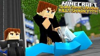 Minecraft -  SCUBA STEVE