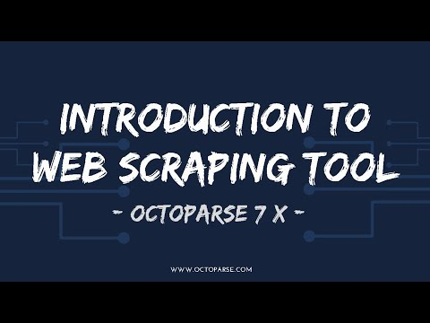 Octoparse 7 0 – a free web scraping tool for non-developers