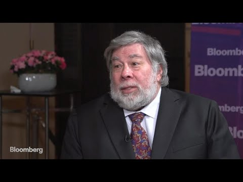 Apple Co-Founder Wozniak on Zuckerberg, AI, Crypto
