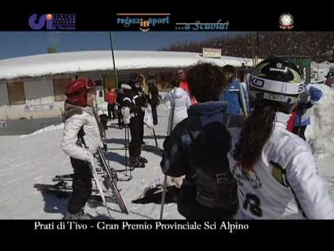 Gran Premio Provinciale di Sci Alpino CSI - Prati di Tivo 10 ...