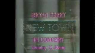 UKGOLD - New Town - Bryan Ferry in concert
