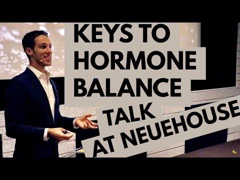 Keys to Hormone Balance for Health & Happiness
