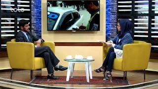 بامداد خوش - سرخط - صحبت های انجنیر تواب احمدی در مورد مشکلات ترافیک در کابل و ولایات