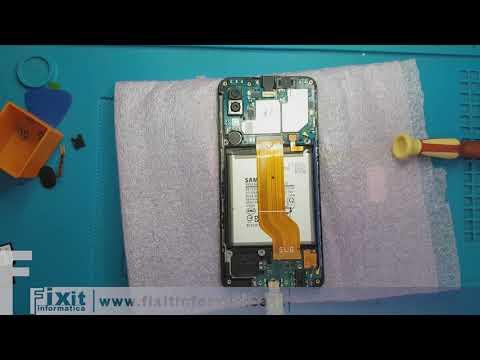 Samsung Galaxy A40 non carica riparazione con ponticello su scheda madre - Fix with mainboard jumper