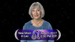 New Moon in Leo (2) 2017