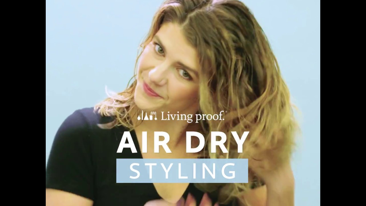 Air Dry Styling