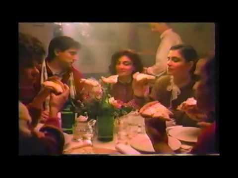 Pizza Hut's Priazzo Italian Pies Commercial