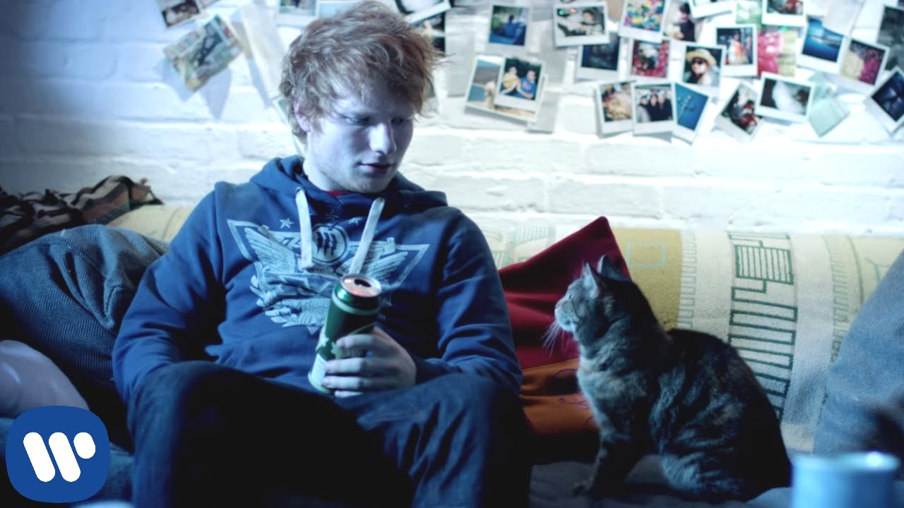 Ed Sheeran - Drunk [Official Video] #1