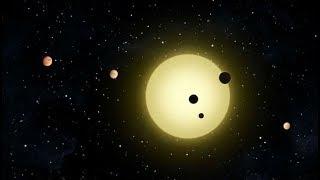 Космос 2018 Жизнь в Солнечной системе  Где, кроме Земли, могут быть живые существа Космос