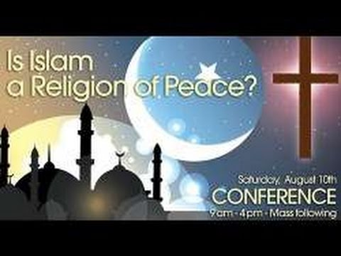 Is Islam a religion of peace? Shadid Lewis VS Robert Spencer
