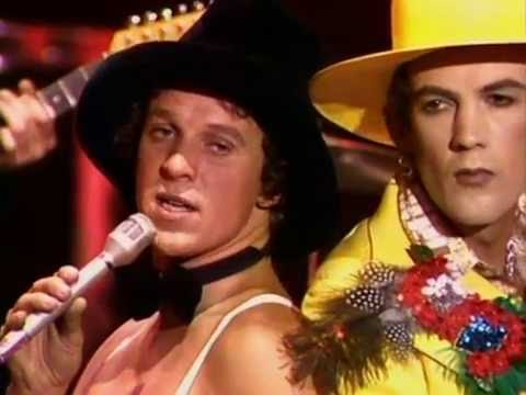 Skyhooks - Ego Is Not A Dirty Word (Countdown 1975)