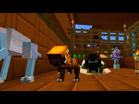 NUEVAS ESPECIES!! | #APOCALIPSISMINECRAFT3 | EPISODIO 81 | WILLYREX Y VEGETTA