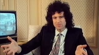 Brian May Interview 1986