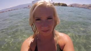 Holiday in Lopar (Croatia) 2017 june