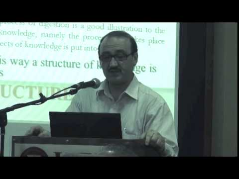 "CASIS 3rd Anniversary Forum: ""Islamic Higher Education & Multiple Modernities"" - part 1"