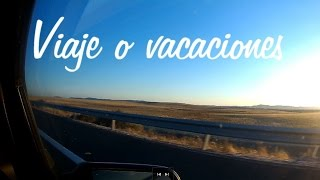 VIAJE O VACACIONES - Viaje por extremadura